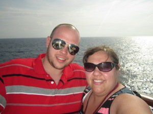 Carribean Cruise at 24 weeks